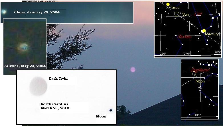 齐塔人之声:金星和黑暗双星庞视 - sunlint - ZETATALK