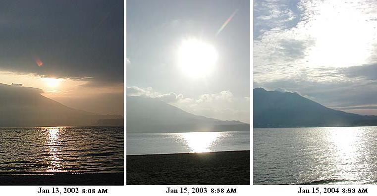 северном фото полюсе на солнца восход