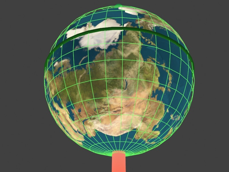 【安全区】今后的经纬度地图 - sunlint - ZETA TALK