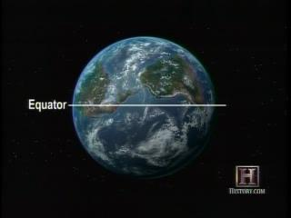 Pole Shift Equator