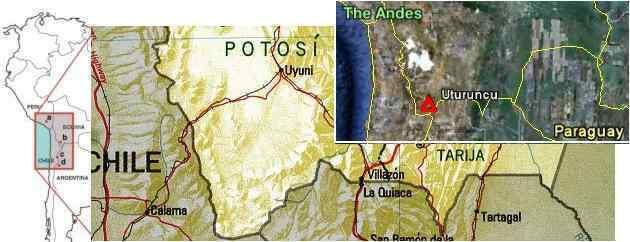 Сейсмоактивность в Боливии 05no002